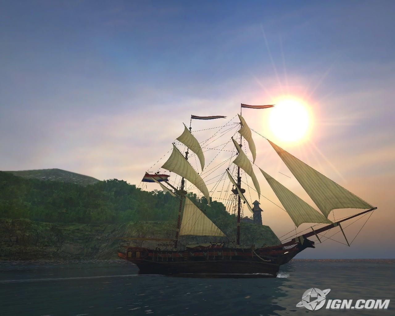 Age of Pirates 2: City of Abandoned Ships Screenshot
