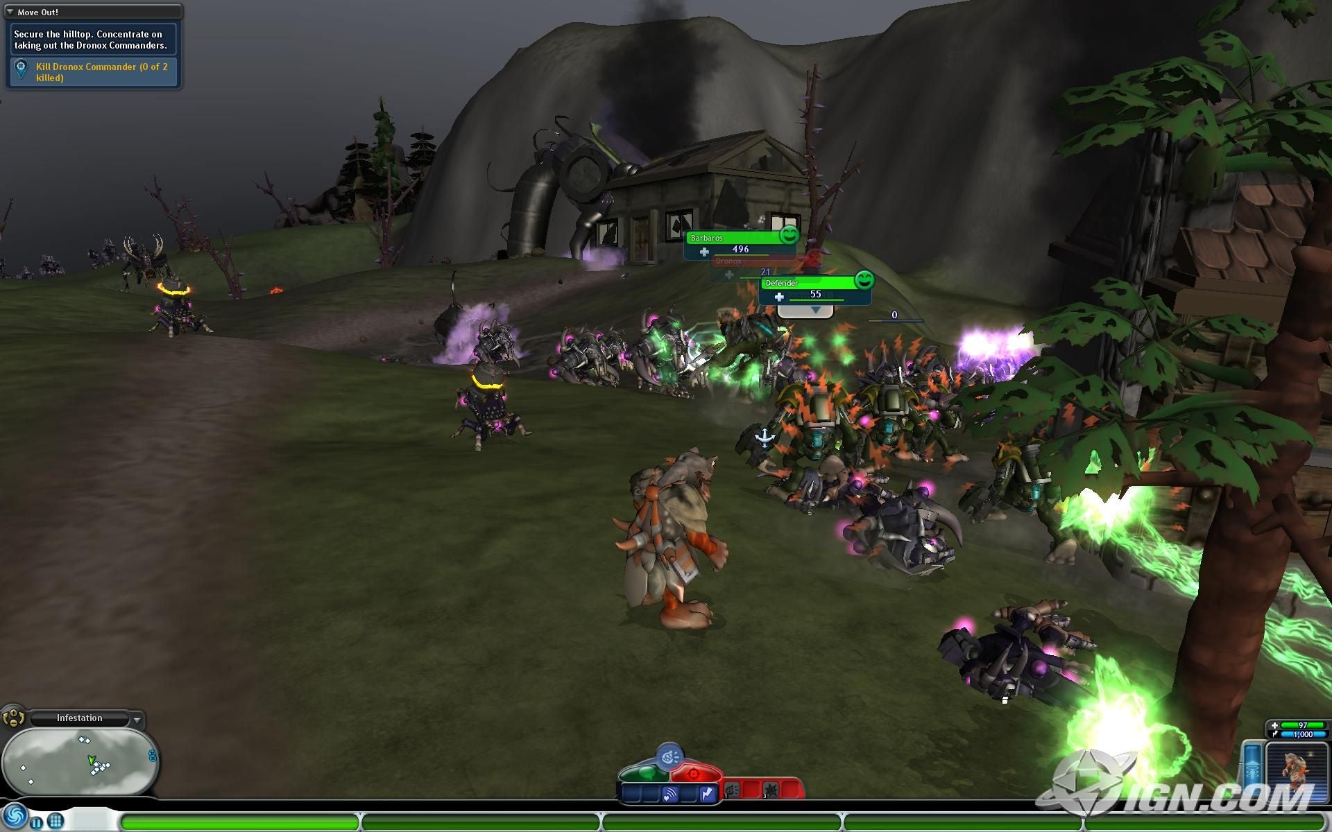 Spore: Galactic Adventures Screenshot