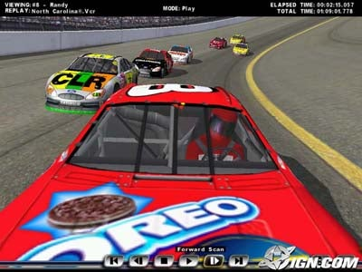 NASCAR Thunder 2004 Review - IGN
