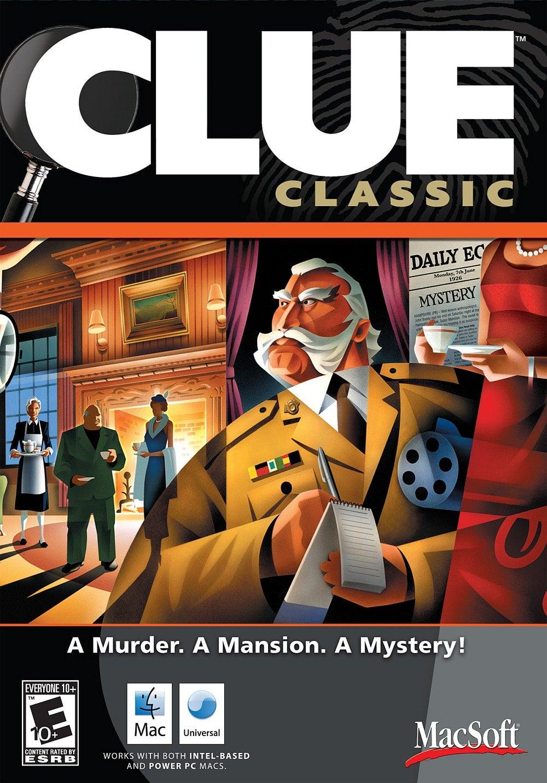 Clue Classic Macintosh IGN