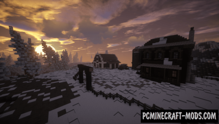 The Long Dark Map For Minecraft 114 1132 PC Java