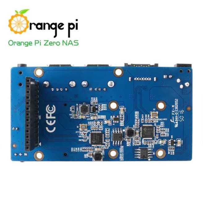 Orange Pi NAS Expansion board3