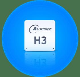 Allwinner H3 описание, блок-схема, техническая документация