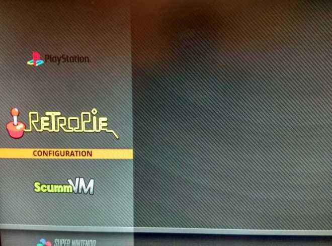 Запуск игр и настройка сглаживания эмулятора Sega Mega Drive в RetrOrangePi