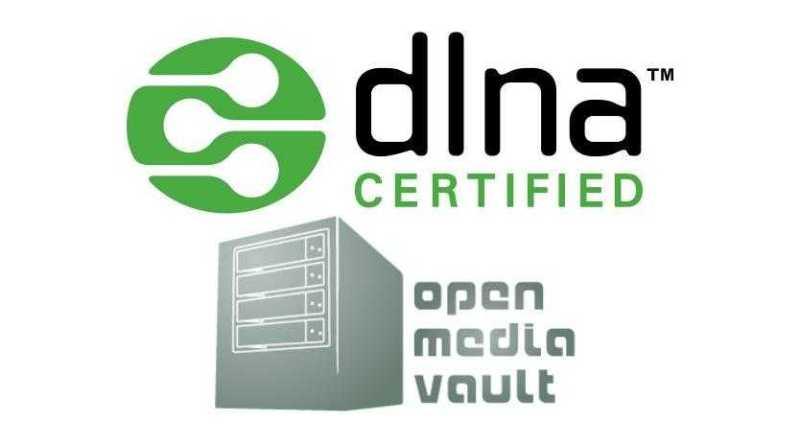 Установка сервера MiniDLNA в OpenMediaVault