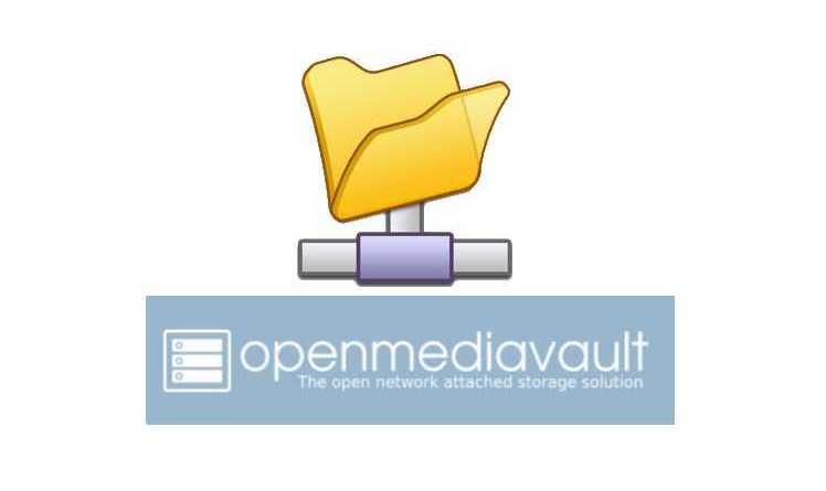 Создание общих папок в OpenMediaVault, расшаривание дисков