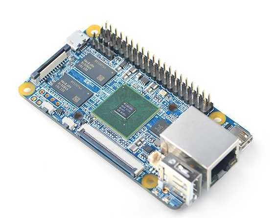 NanoPi Fire2A - крошечный одноплатный компьютер с SoC Samsung S5P4418