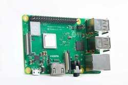 Raspberry Pi 3 Model B+ одноплатный компьютер с 1 Гигабит Ethernet и Wi-Fi AC