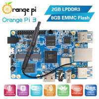 2GB LPDDR3(shared with GPU)+8GB EMMC Flash