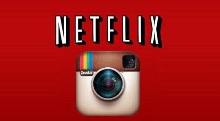 Netflix-Instagram
