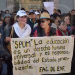 Manifestación SPUM SUEUM 2