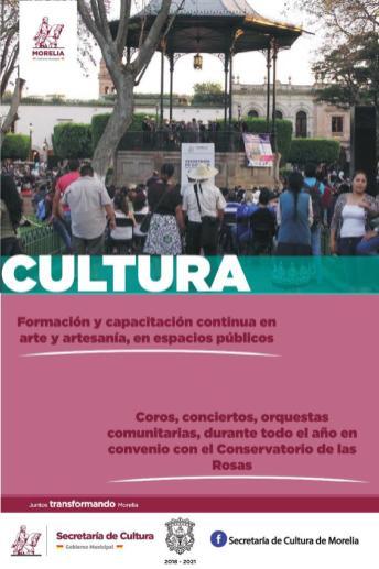 Actividades cultura