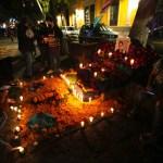 Altares feministas por mujeres víctimas de feminicidio