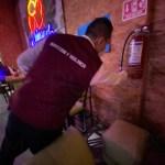 Revisión bares Morelia