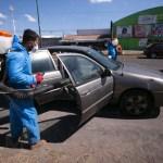 Sanitización de carros Morelia
