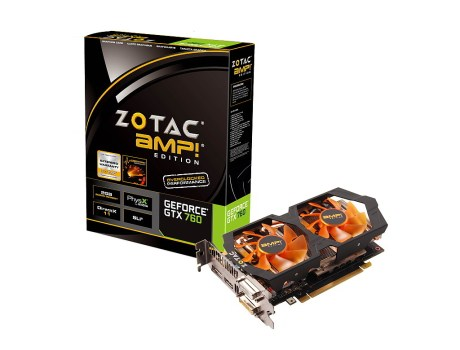 ZotacGeForceGTXAMP!Edition opakowanie