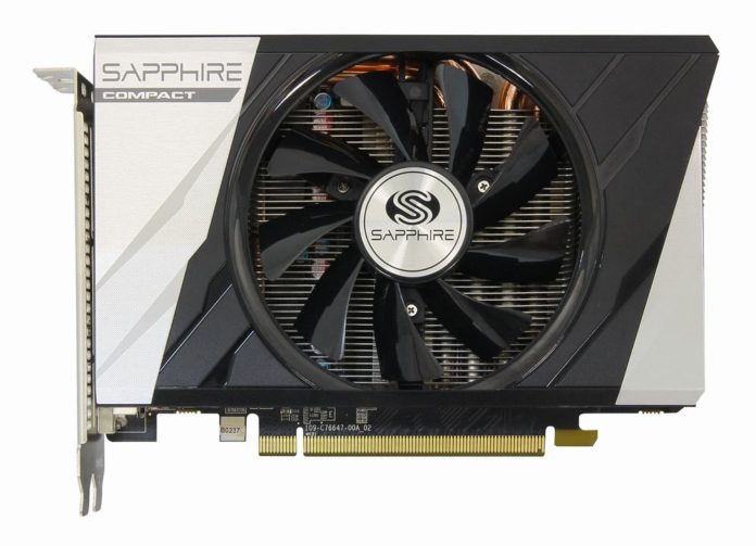 Sapphire R9 285 ITX Compact Edition