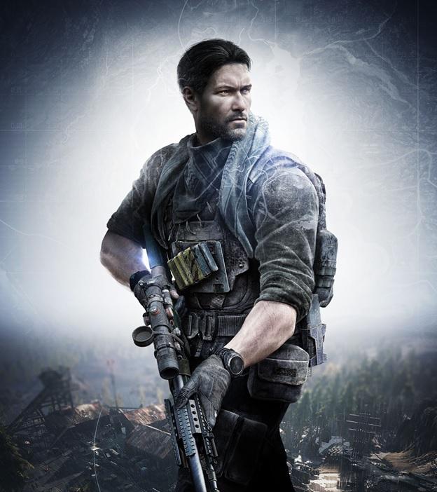 Sniper:GhostWarrior JonNorth