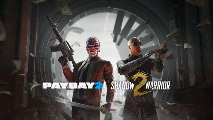 Shadow Warrior 2 Payday 2 Bundle