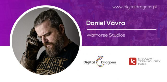 Digital Dragons 2017 - Daniel Vávra