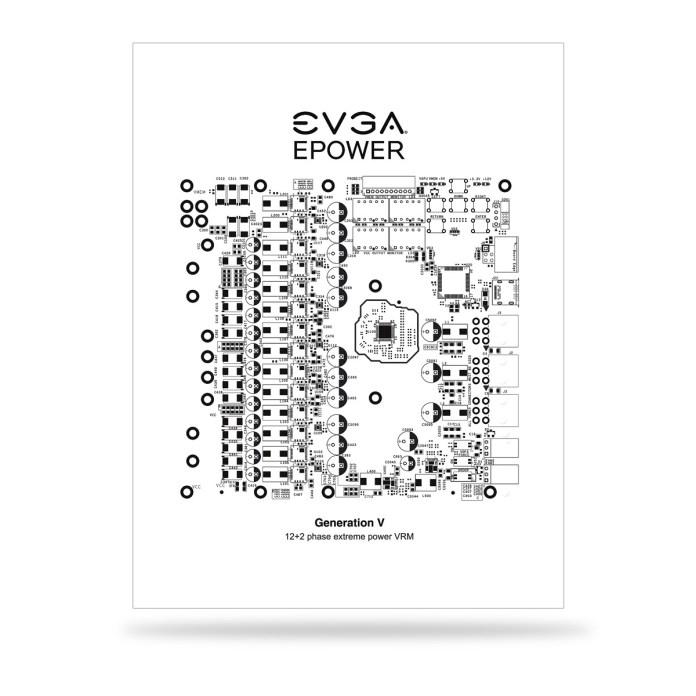 EVGA EPOWER V - dodatkowa sekcja zasilania dla karty graficznej 1