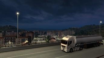 Euro Truck Simulator 2 - Italia - wyspa Sycylia