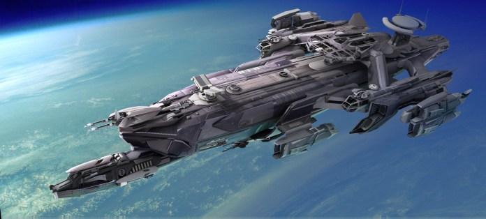 Star Citizen, Squadron 42, fregata Idris