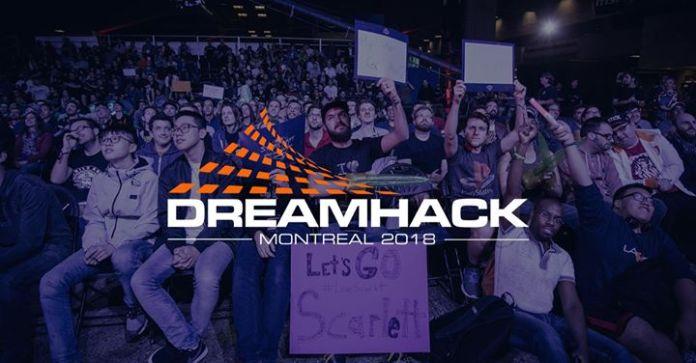 DreamHack Open Montreal 2018