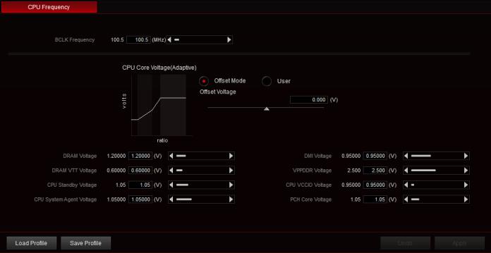 ASUS ROG STRIX Z390-I GAMING - AI Suite 3