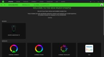 BIOSTAR VIVID LED DJ - Razer Chroma