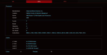 ASUS ROG Crosshair VIII Impact - Ai Suite III