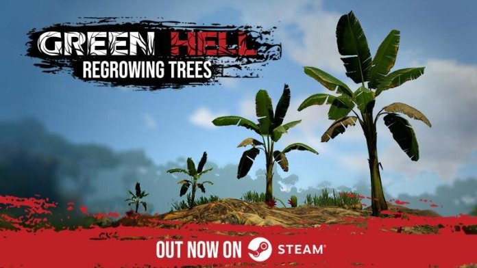 Green Hell - regrowing trees