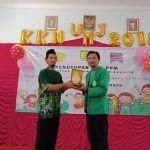 SD Muhamamdiyah Bedoyo Pembelajaran bersama Mahasiswa KKN UMJ 2018 04