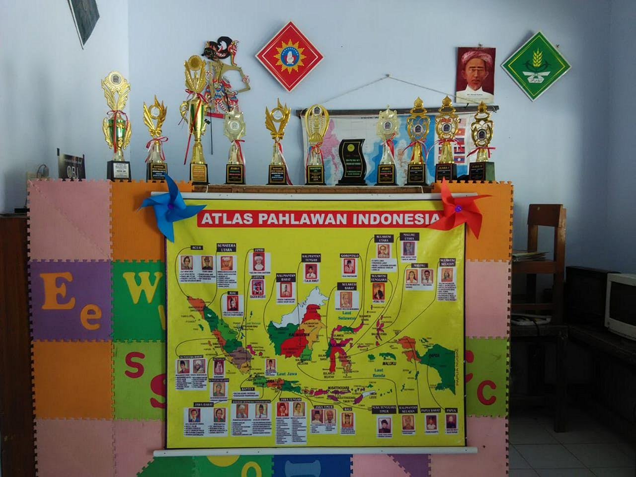 SD Muhammadiyah Bedoyo Sekolah Desa Nuansa Kota 02