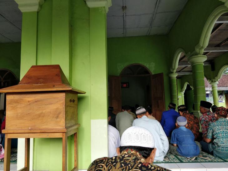 Suasana Kajian Ahad Legi bersama Ustadz Irwan Triyanto