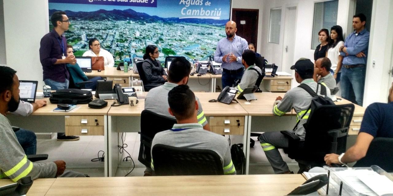 Águas de Camboriú lança programa focado na excelência