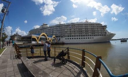 Último navio da temporada atracará em Itajaí nesta quarta-feira (28)