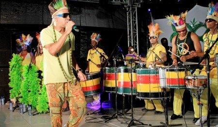 Filhos de Olodum vai animar Carnaval Itapema 2018