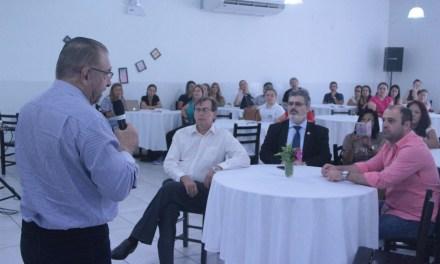 Servidores da Secretaria de Saúde participam do Programa Humanização