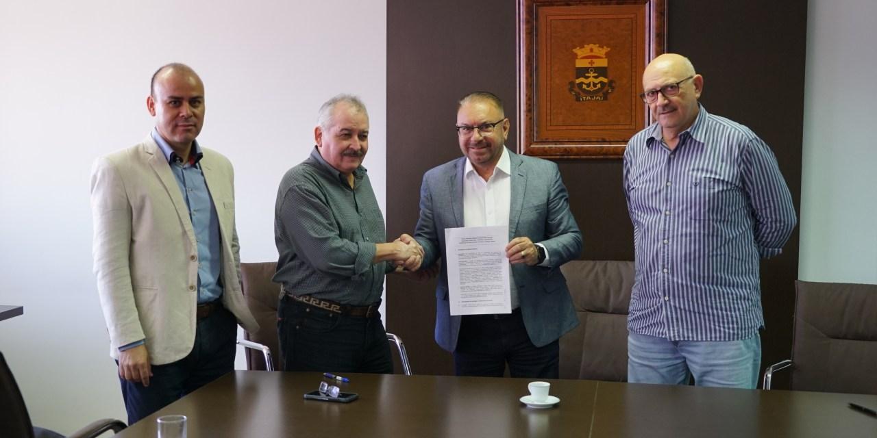 Município de Itajaí recebe relatório de especialistas do Fonplata