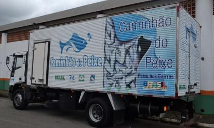 Divulgada alteração do local do Caminhão do Peixe no bairro Rio Pequeno