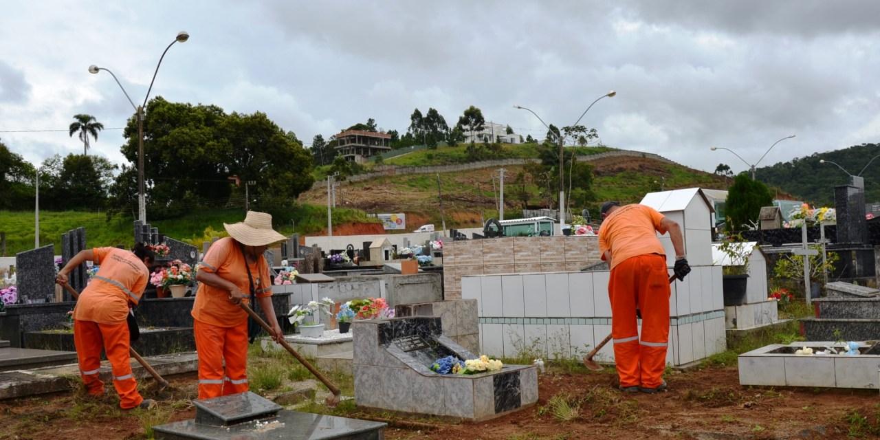 Secretaria de Obras divulga relatório de trabalhos realizados em fevereiro