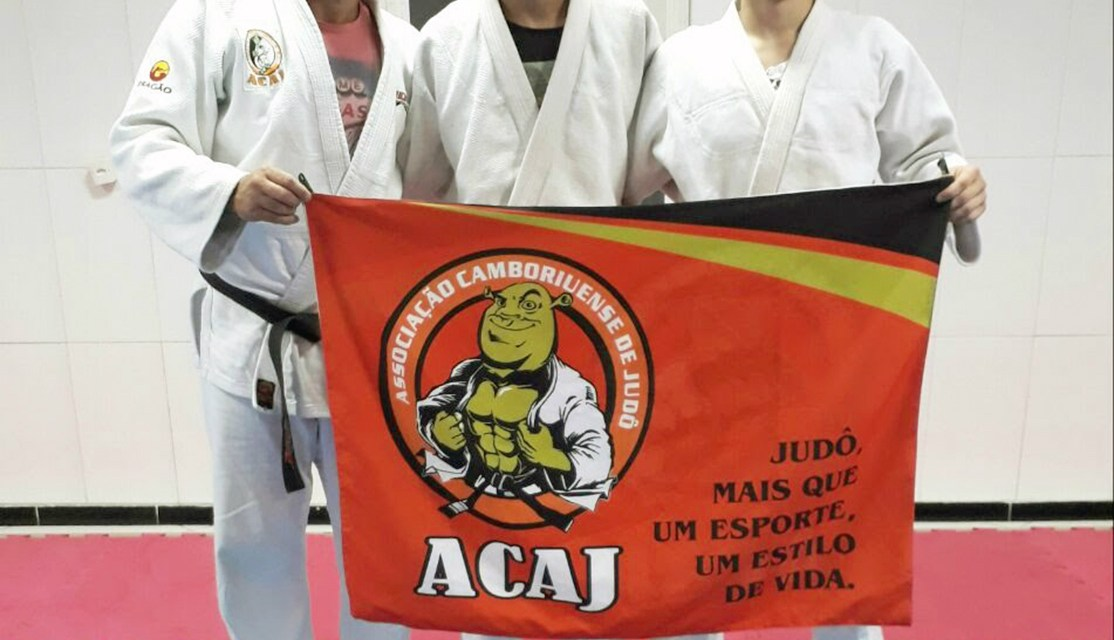 Judocas representam Camboriú em etapa regional do Campeonato Brasileiro