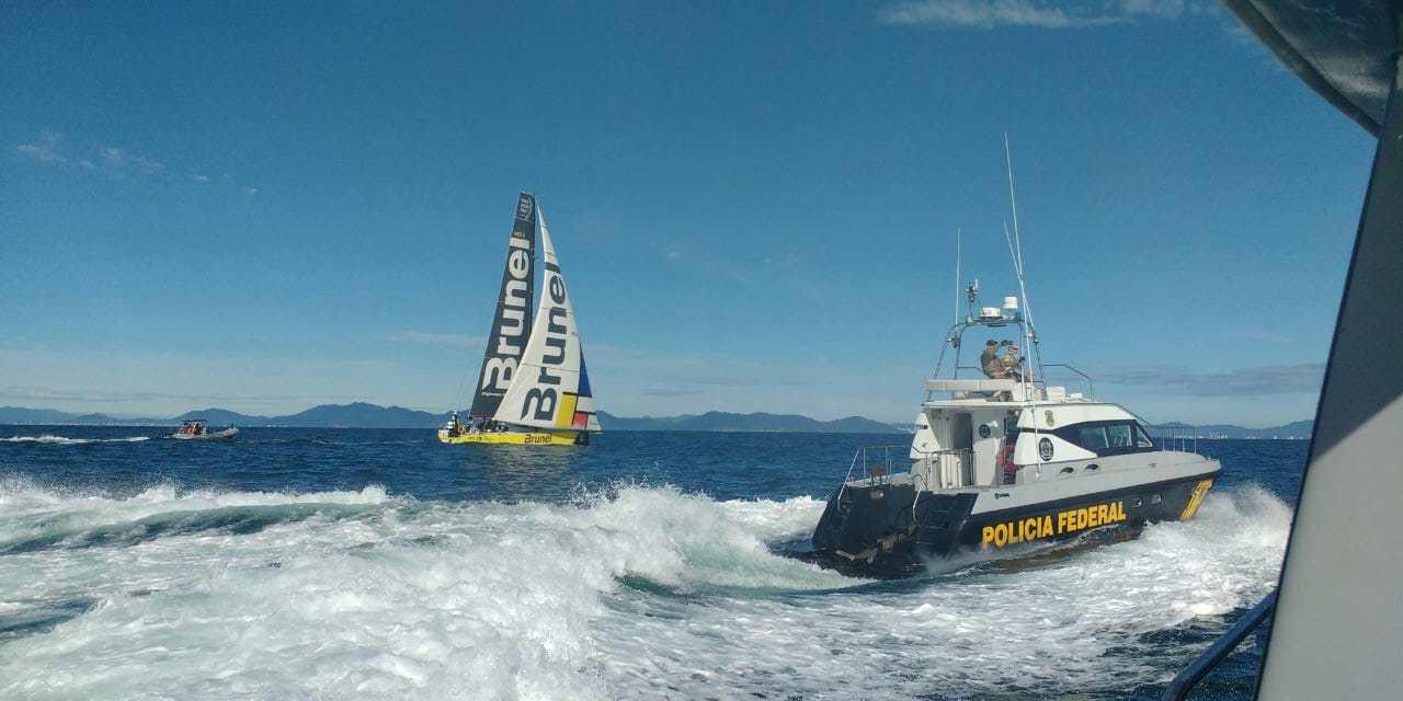 Forças de segurança atuarão em conjunto na Volvo Ocean Race