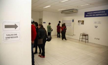 239 vagas disponíveis no Balcão de Empregos