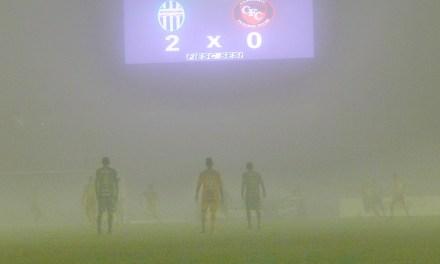 Cambura perde para o Metropolitano por 2 a 0