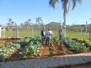 Projeto Horta Comunitária e Familiar chega na UPA de Itapema