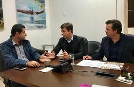 Prefeito propõe criação de comissão para gerir Centro de Eventos