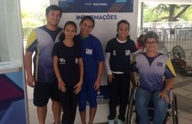 Atletas garantem ouro e prata na Etapa Nacional do Circuito Paralímpico