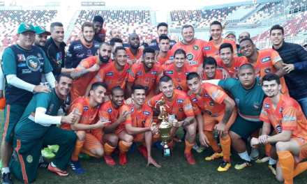 Cambura empata com Fluminense e garante primeiro turno do Catarinense Série B